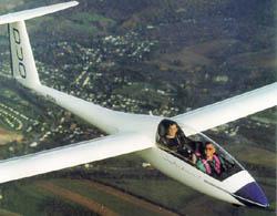 Duo Discus glider