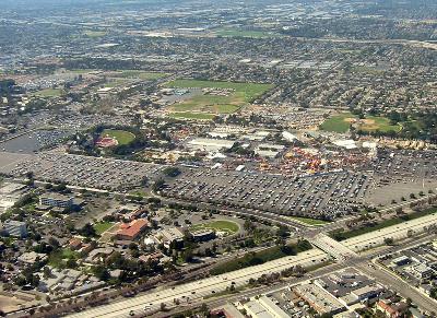The Orange County Fairground