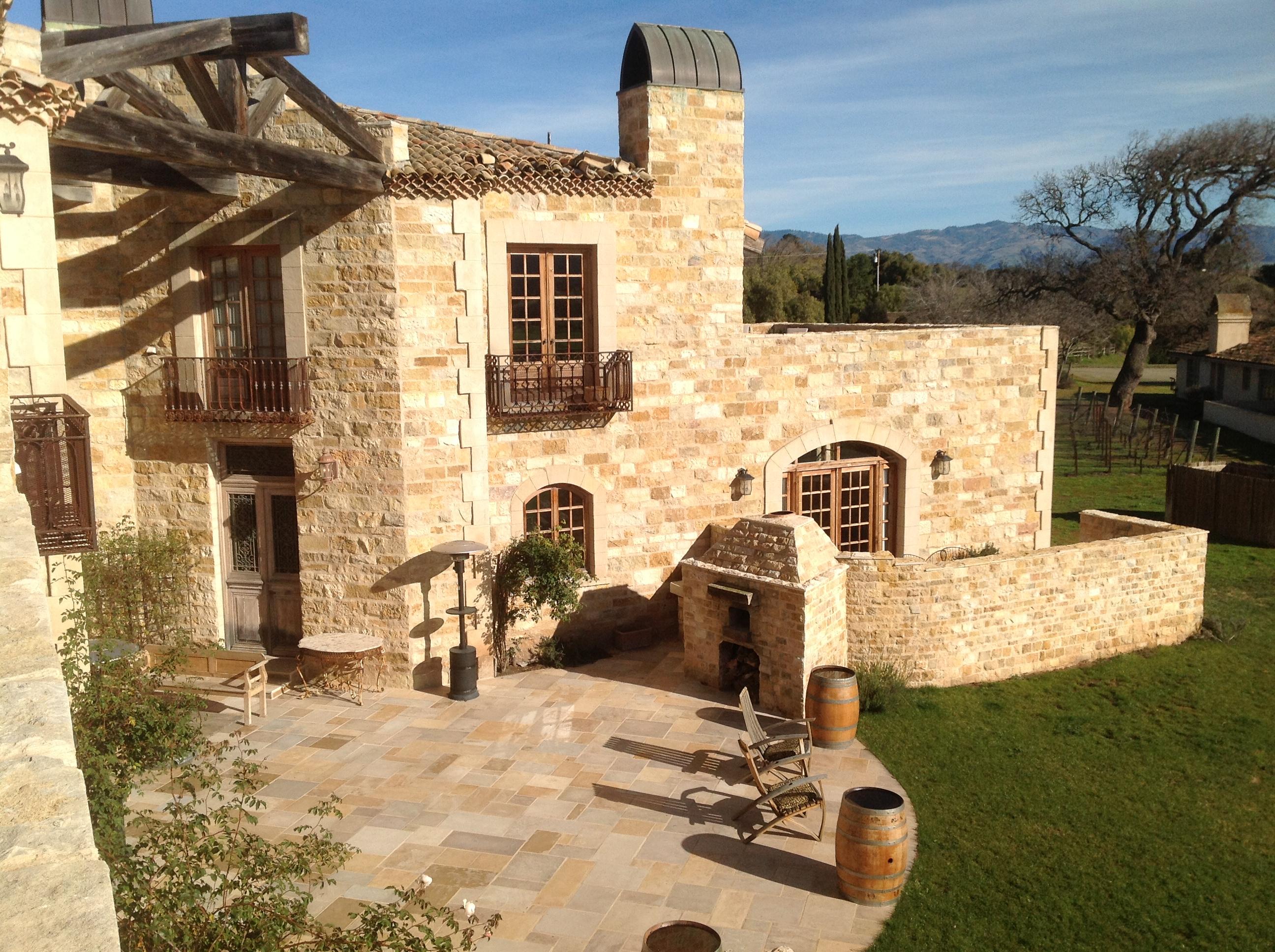 Sunstone Winery Villa The House Of Rapp