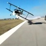 "The two most dangerous words in aviation:  ""Watch this!"""