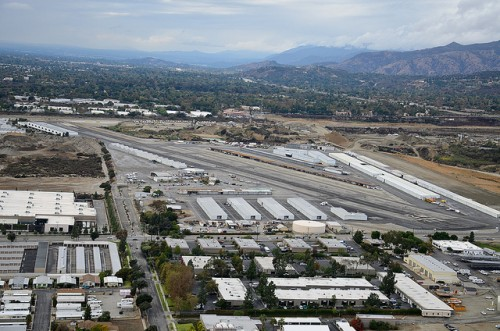 Set against the San Gabriel mountains just north of Ontario Airport, family-owned Cable is going strong long after so many other airports have fallen victim to the ravages of time and development.