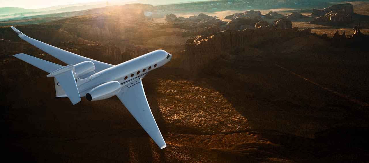 This rendering is the new G500, but the design lineage clearly comes from the 650.