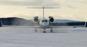A long day with bad weather and red tape: a pilot's trifecta.