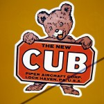 The famous Cub logo has been seen at airports around the world since the 1930's and it's still going strong today!