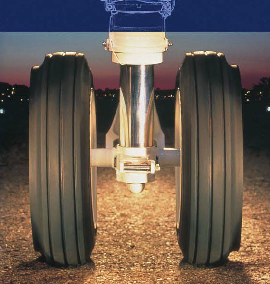 Tire Pressure Light >> Aircraft Tire Pressure – The House of Rapp