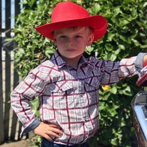 Howdy partner....