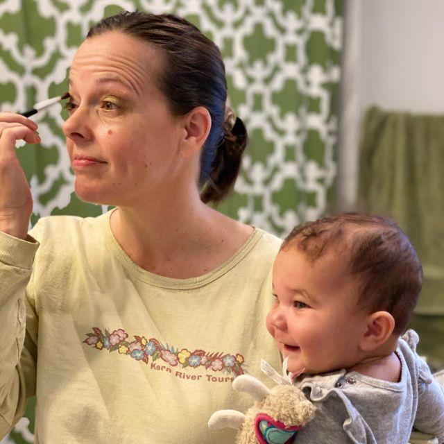 Makeup lesson!
