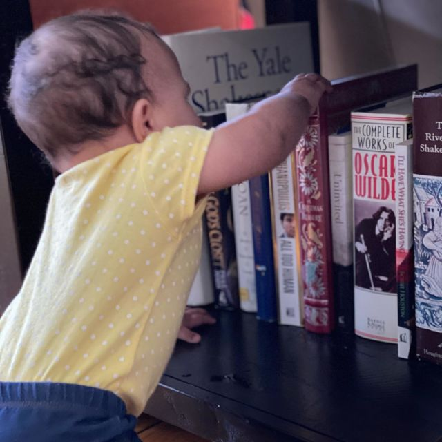 Kids have such discriminating taste in their reading material these days...