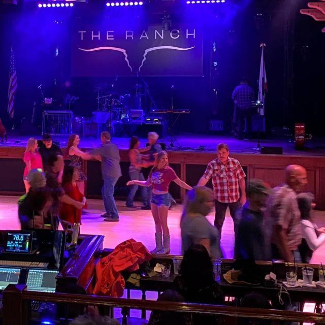 Time to get our country line dance on!