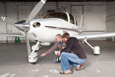 Obtaining a pilot certificate in only 40 hours is virtually impossible in today's complex aircraft.